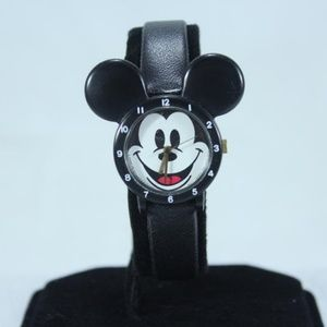 Mickey Mouse Watch - $55 on Etsy